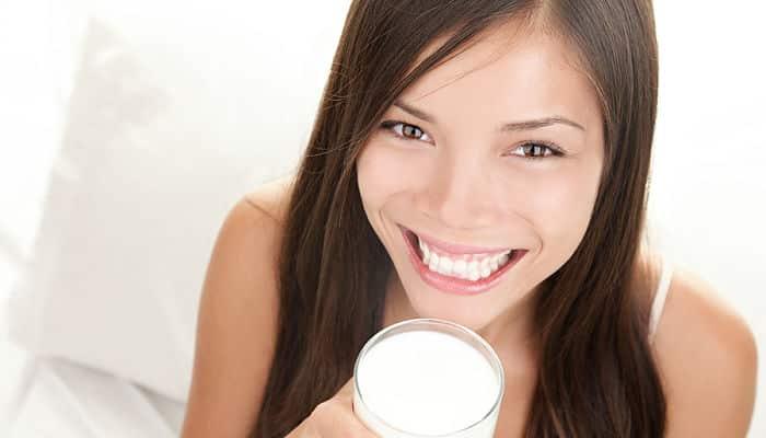 El consumo de leche de almendras puede ayudar a mantener sana y fuerte la línea principal de defensa del cuerpo.