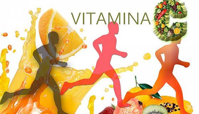 Entre los beneficios de la vitamina C seencontro que puedeayudarle a aliviar el dolor y eliminar la fatiga.