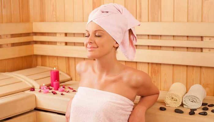 Las saunas infrarrojas pueden ayudar a reducir los signos del envejecimiento