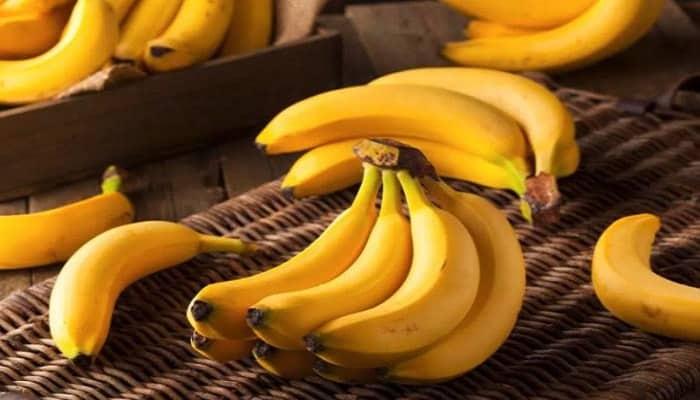 los plátanos una rica fuente de potasio