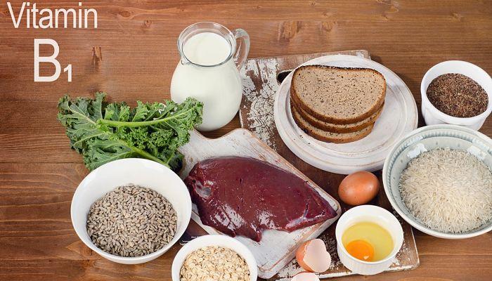 Los beneficios de la vitamina B1para la salud