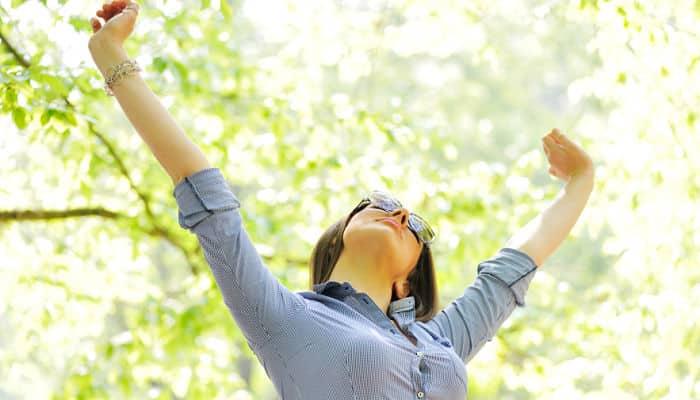 Los ejercicios de estiramiento tienen poderosas habilidades para romper el estrés