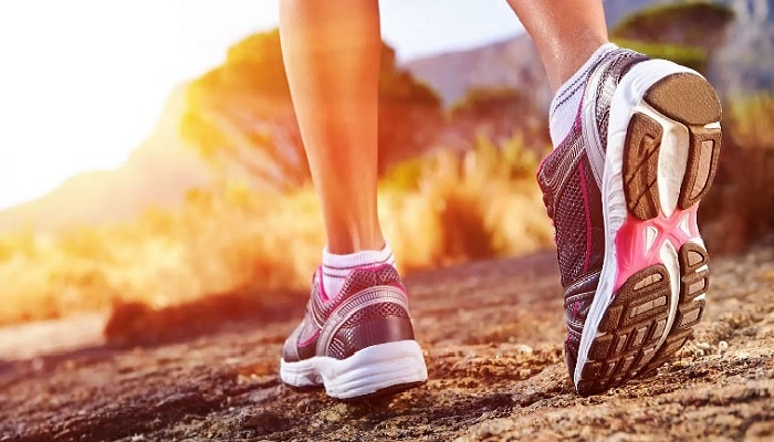 grandes beneficios de caminar