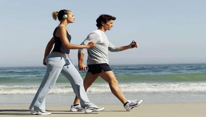 los mejores beneficios de caminar