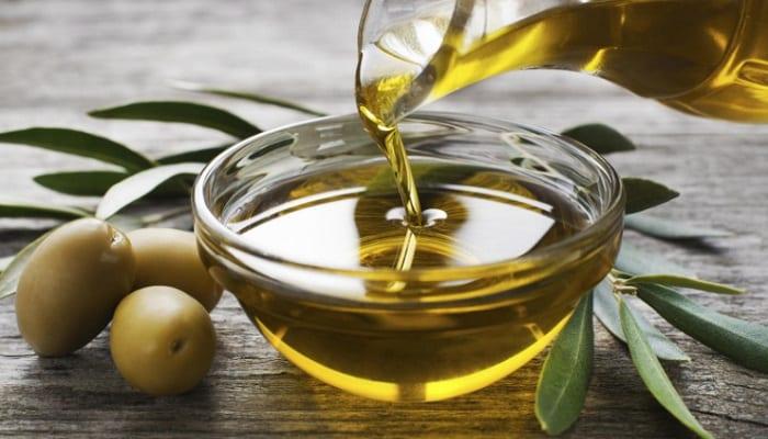el aceite de oliva