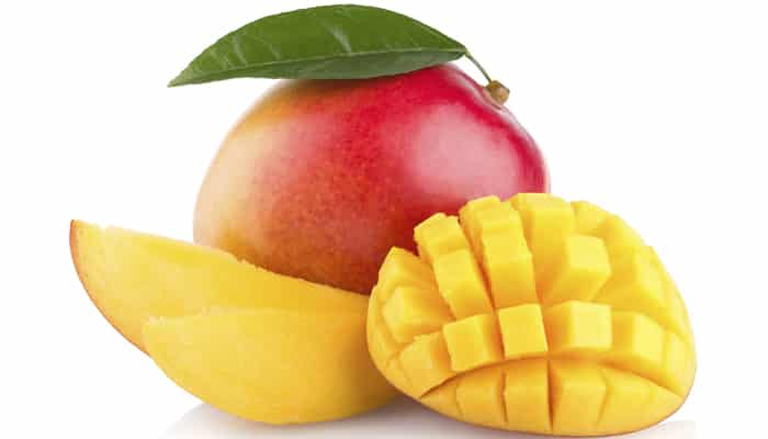 los beneficios del jugo de mango