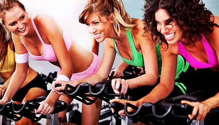 La bicicleta estática mejora la movilidad
