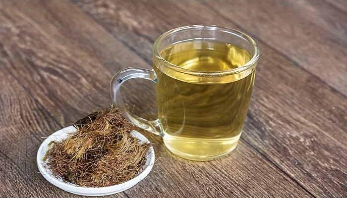 beneficios del té de seda de maíz