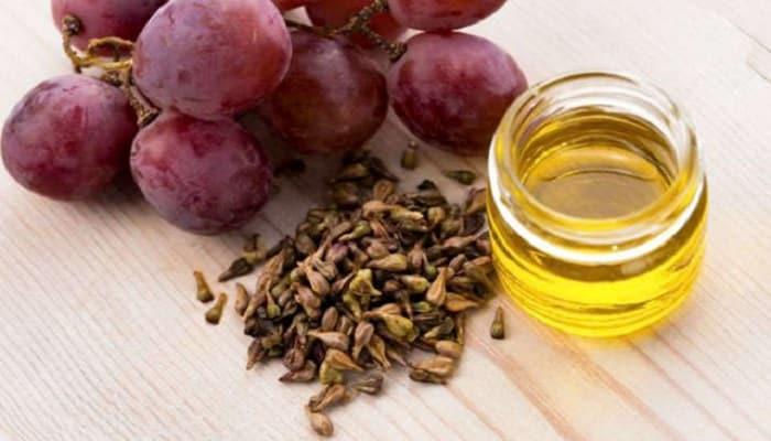 beneficios del aceite de semilla de uva
