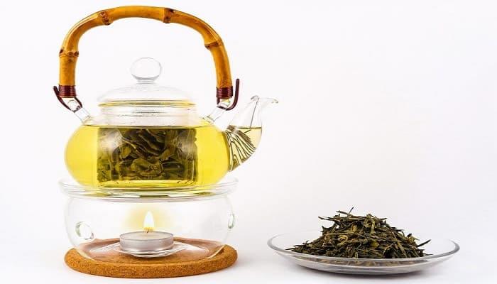 beneficios del té sencha