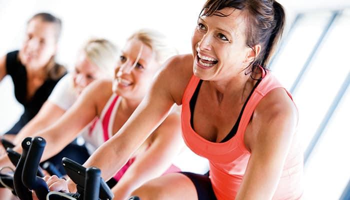 La bicicleta estática para mejorar la salud