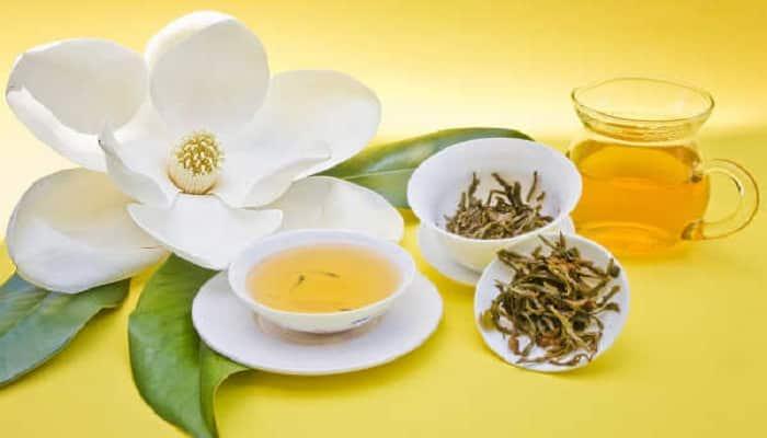 los beneficios del té amarillo