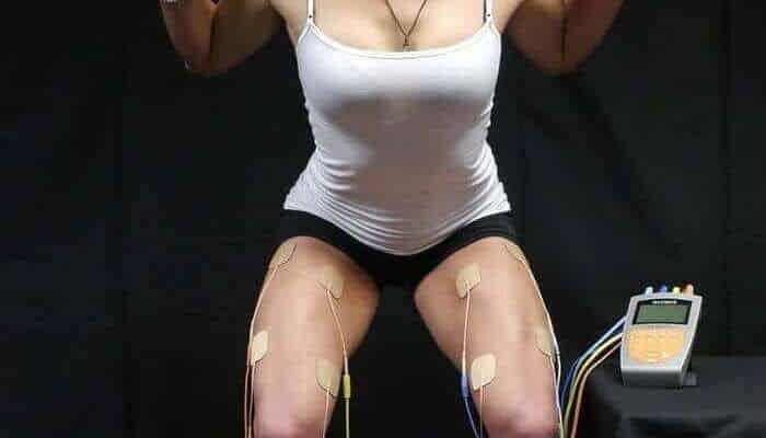 Electroestimulación junto al ejercicio convencional