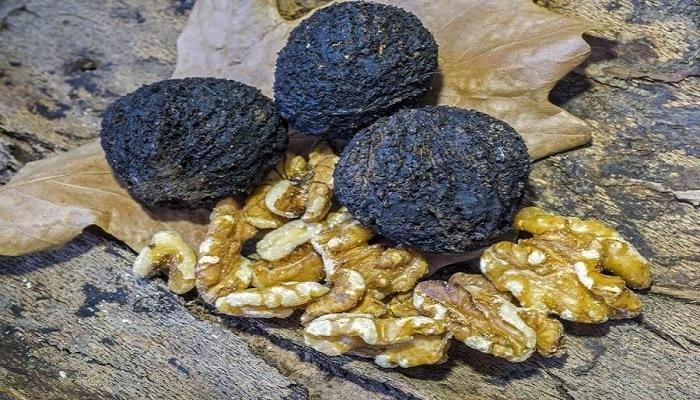 beneficios de las nueces negras
