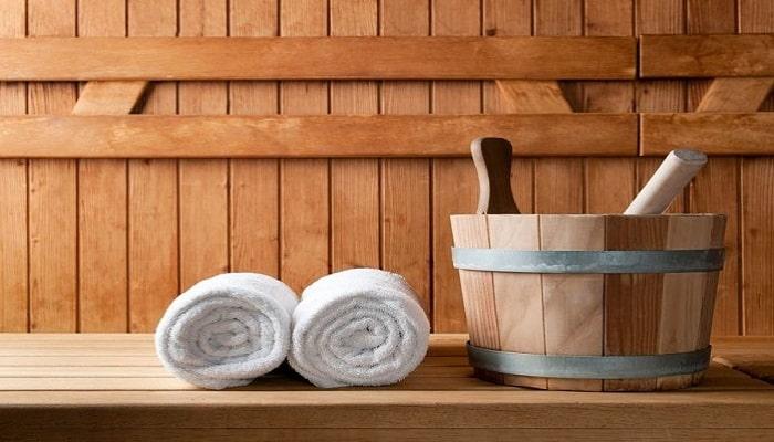 sauna de infrarrojo