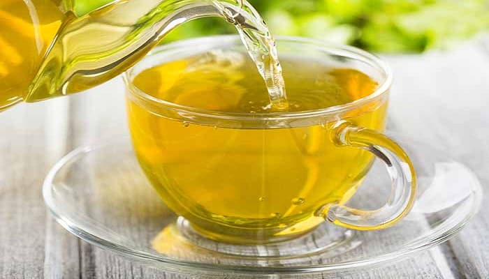 el té amarillo