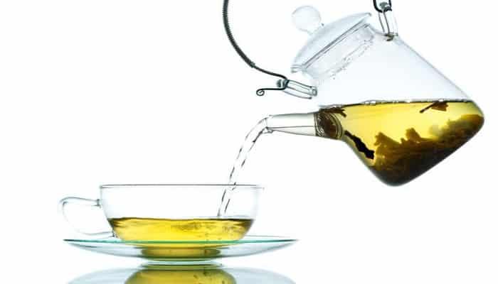 beneficios del té amarillo
