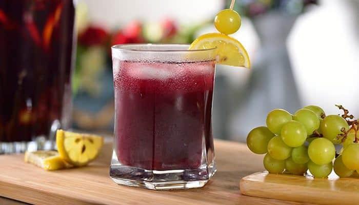 el vinagre de vino tinto