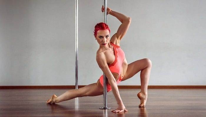 el pole dance
