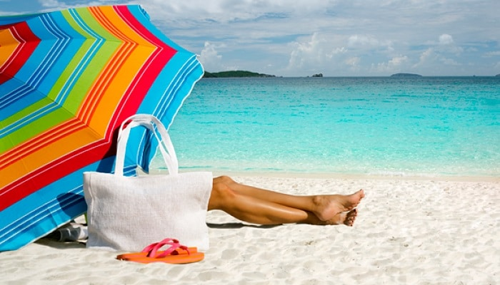 tomar vacaciones