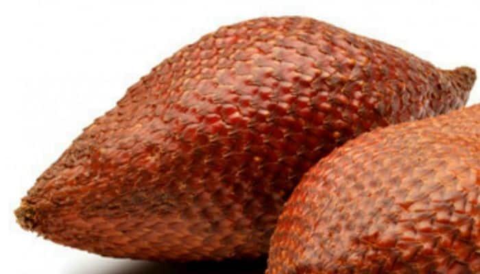 la fruta de serpiente