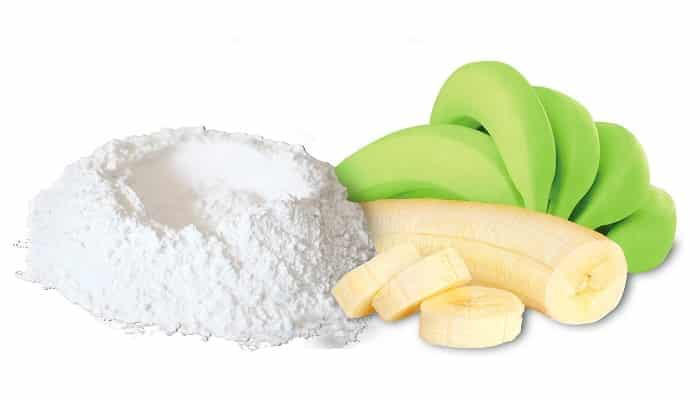beneficios de la harina de plátano verde