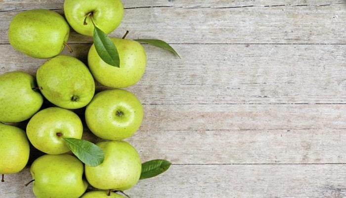 beneficios de las manzanas verdes en embarazadas