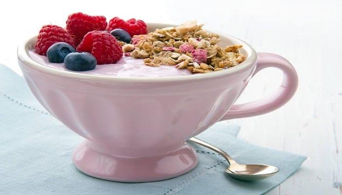 beneficios del yogur probiótico