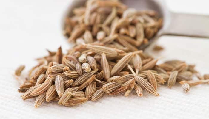 las semillas de comino