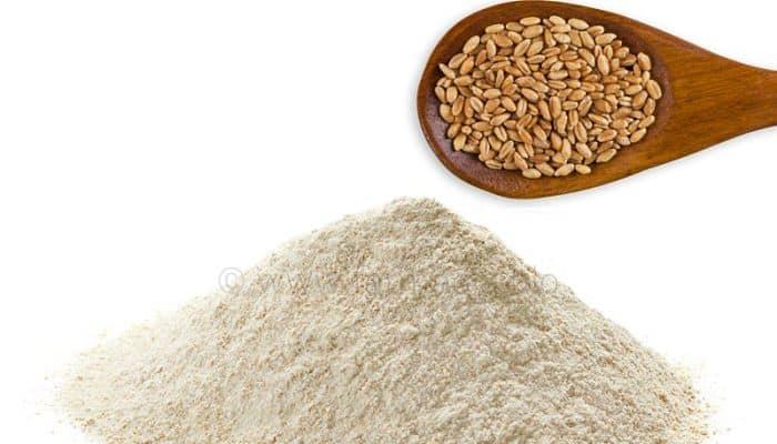 la harina de espelta