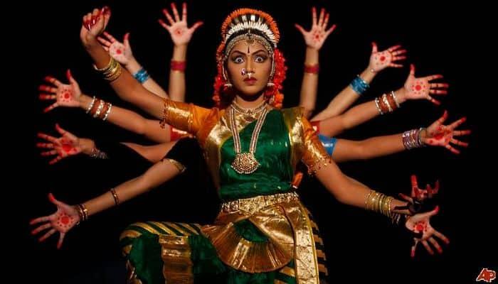 la danza clásica india