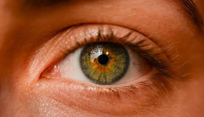 la visión borrosa