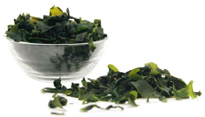 beneficios de las algas wakame