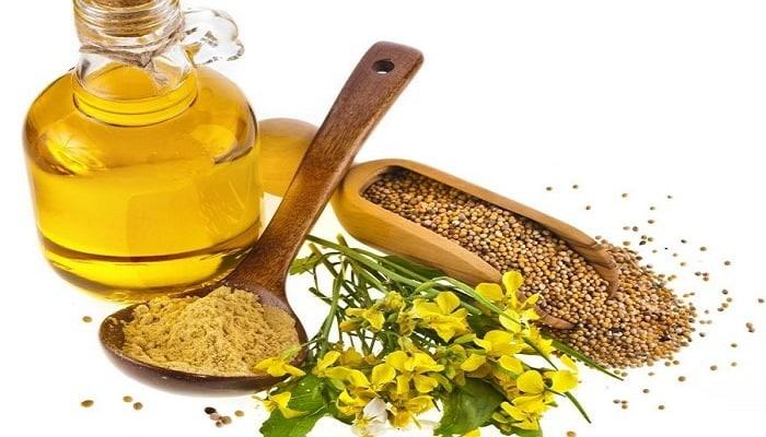 beneficios del aceite de mostaza