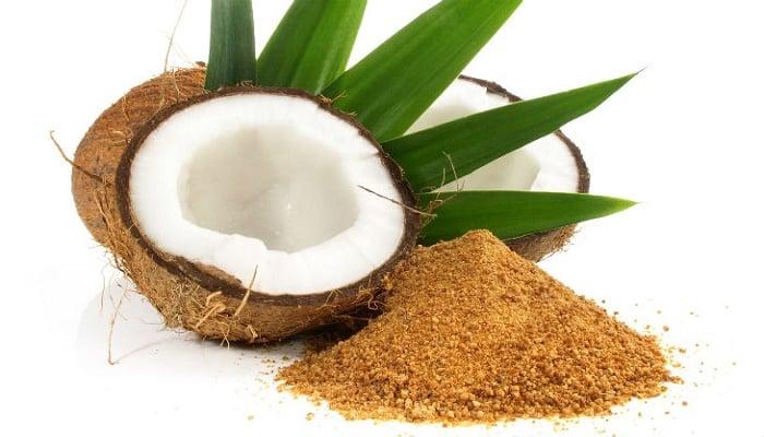beneficios del azúcar de coco