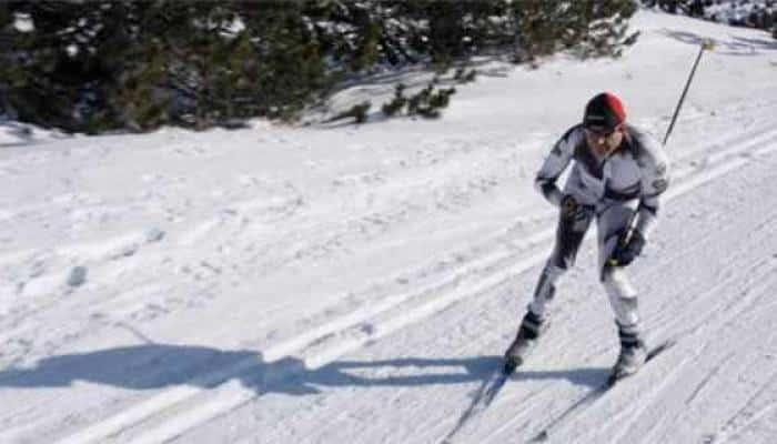 El esquí alpino