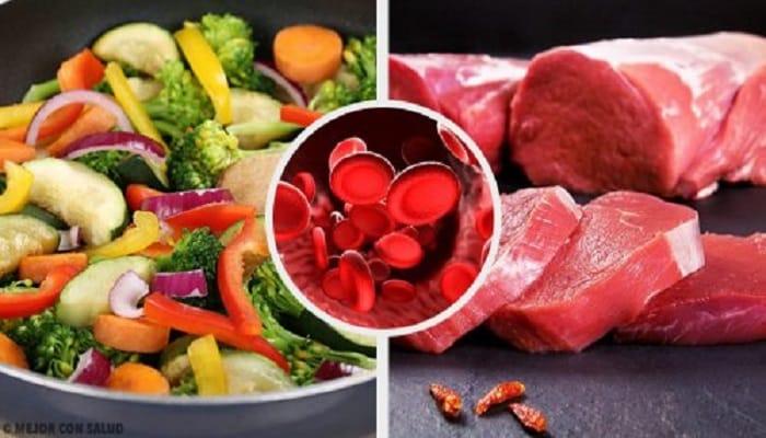 alimentos densos en nutrientes
