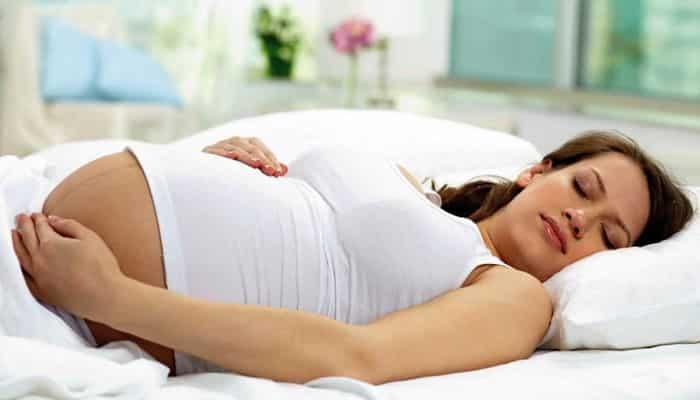 el masaje durante el embarazo