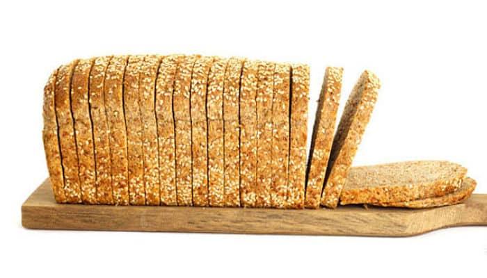 pan de grano germinado