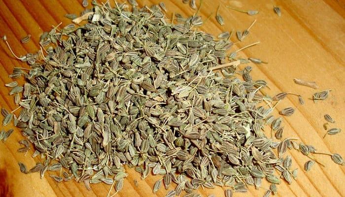 semillas de anís