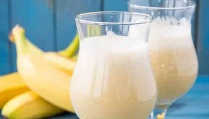 jugo de cebolla y banana
