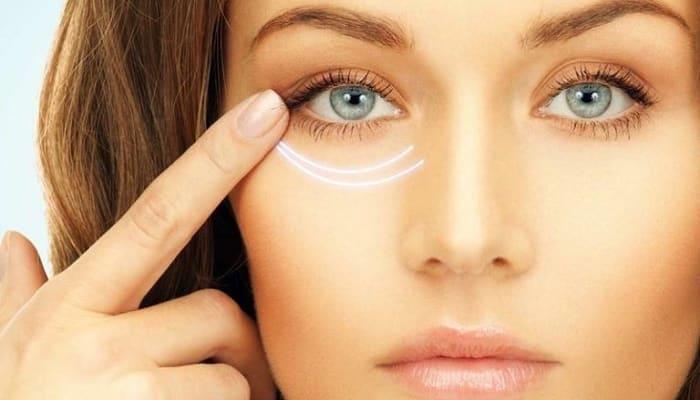 Beneficios Del Pepino En Los Ojos