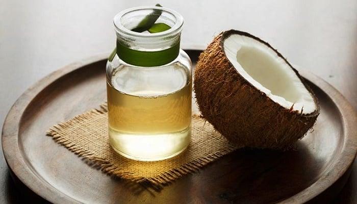 aceite de coco para bebés