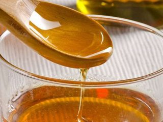 miel en un estomago vacío