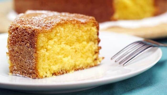 la torta de arroz