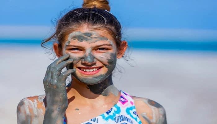 Lodo del mar muerto