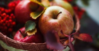 Grandes beneficios de la manzana