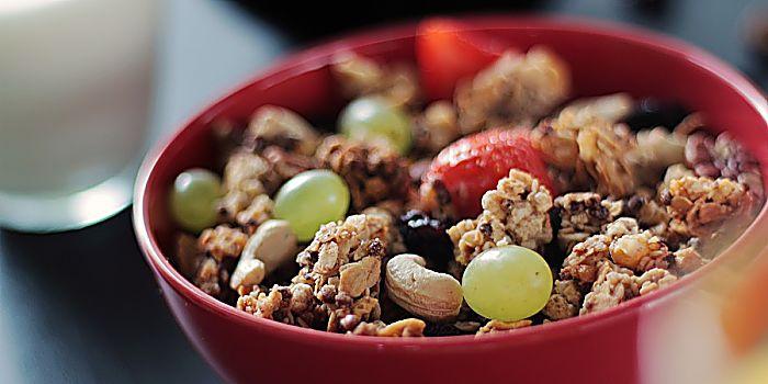 Beneficios Del Consumo De Frutos Secos