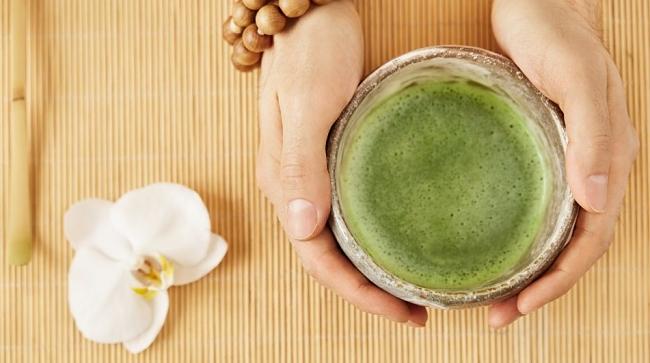 Beneficios del consumo de té matcha