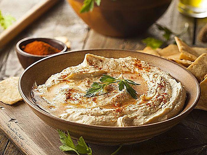 Beneficios del hummus